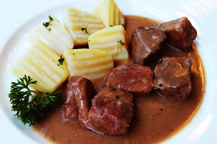 Beef-goulash
