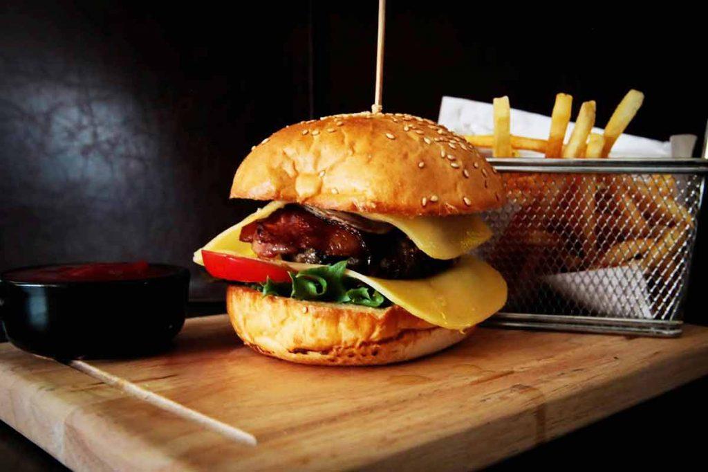 Beerhouse-burger