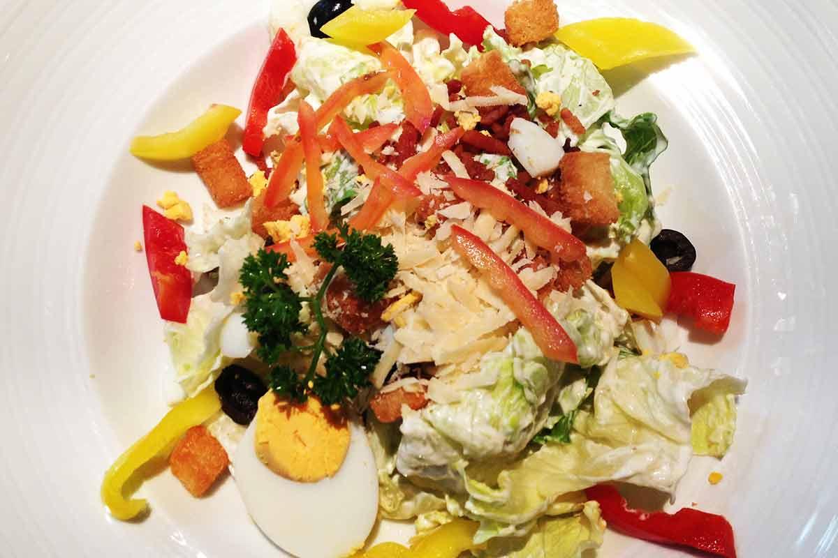 Caeser-salad