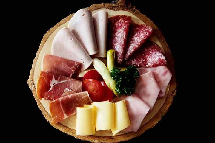 Cold-cuts-platter