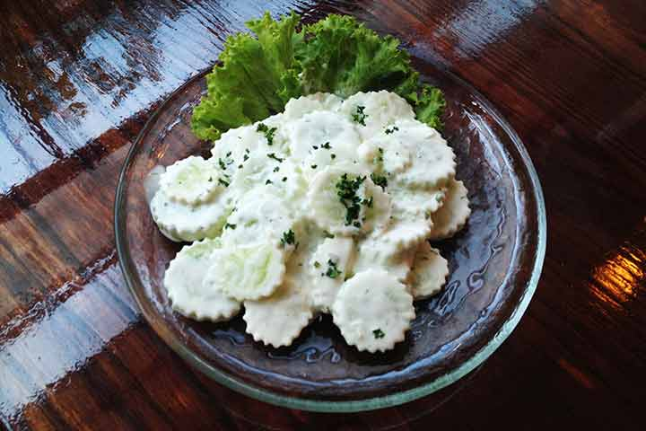 Cucumber-salad