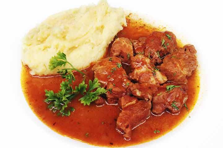 Pork-goulash